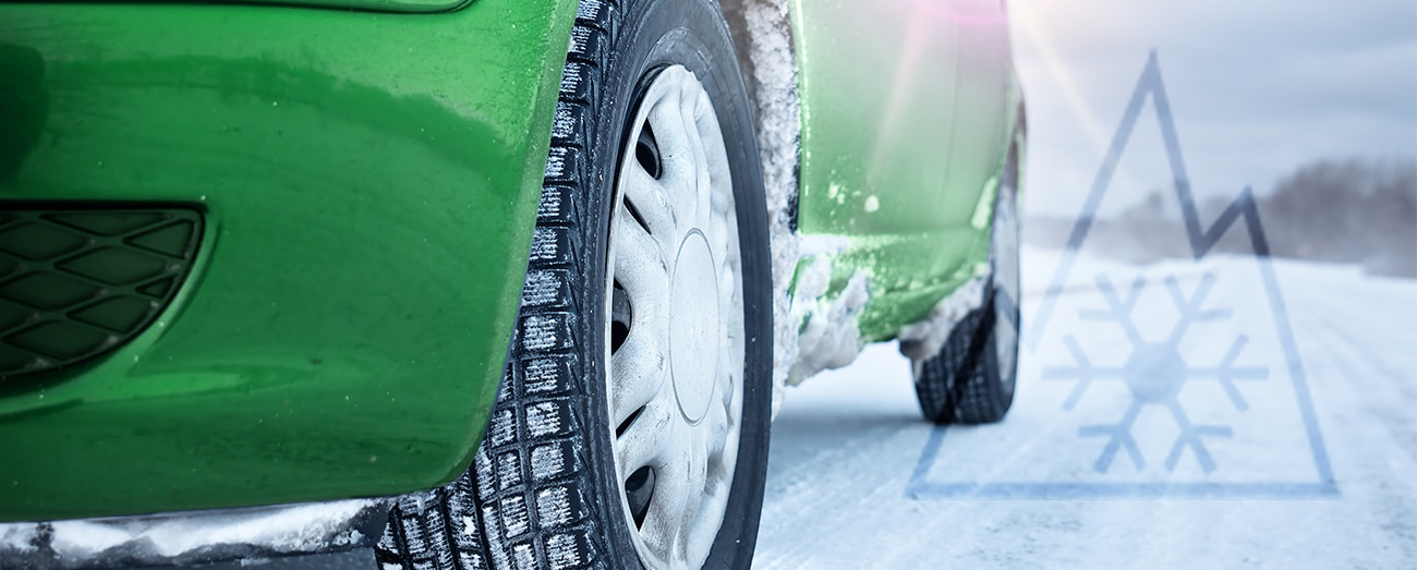 pneu hiver et assurance auto