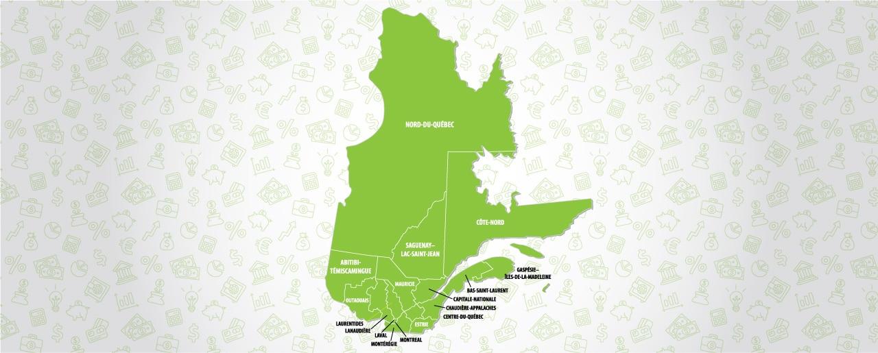 Assurance région Québec
