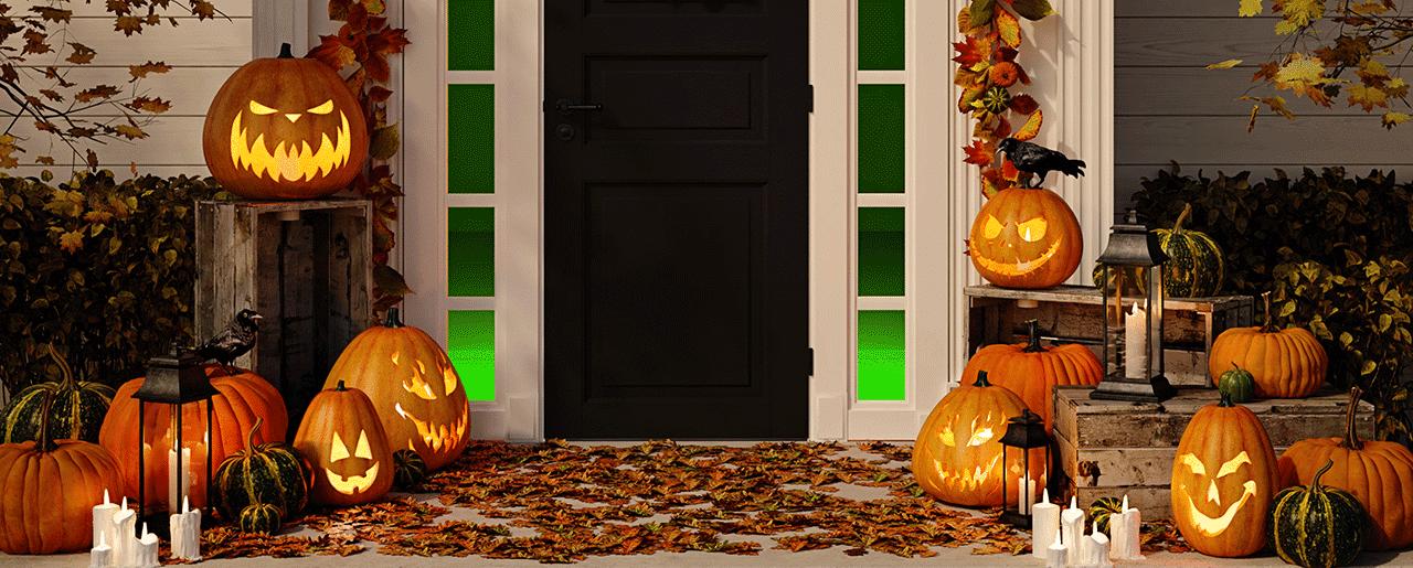 assurance halloween