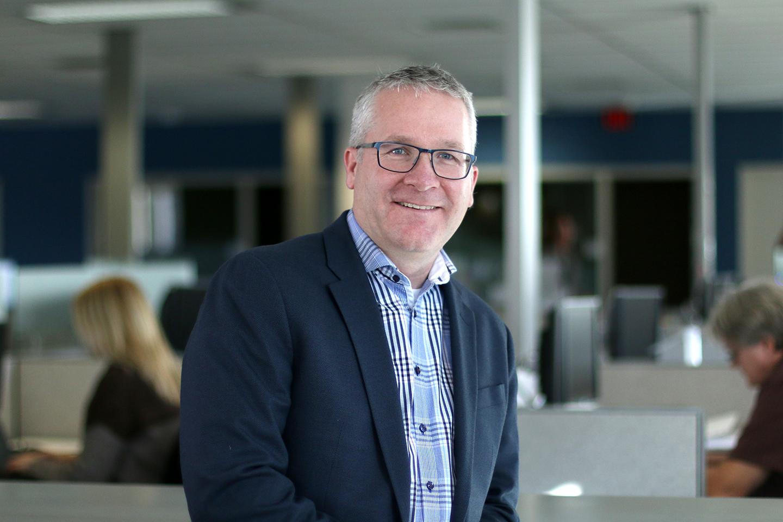 Glen Bates Vice-président Région-Est, Assurance Economical