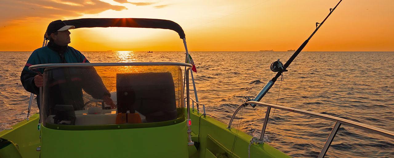 Assurance bateau de peche